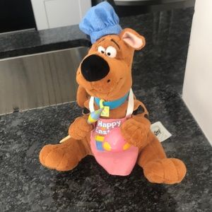 Happy Easter Scooby Doo Collectable